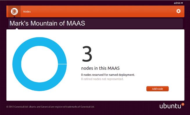 MAAS-tool voor Ubuntu
