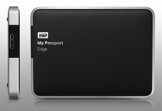 Western Digital Passport Edge for Mac