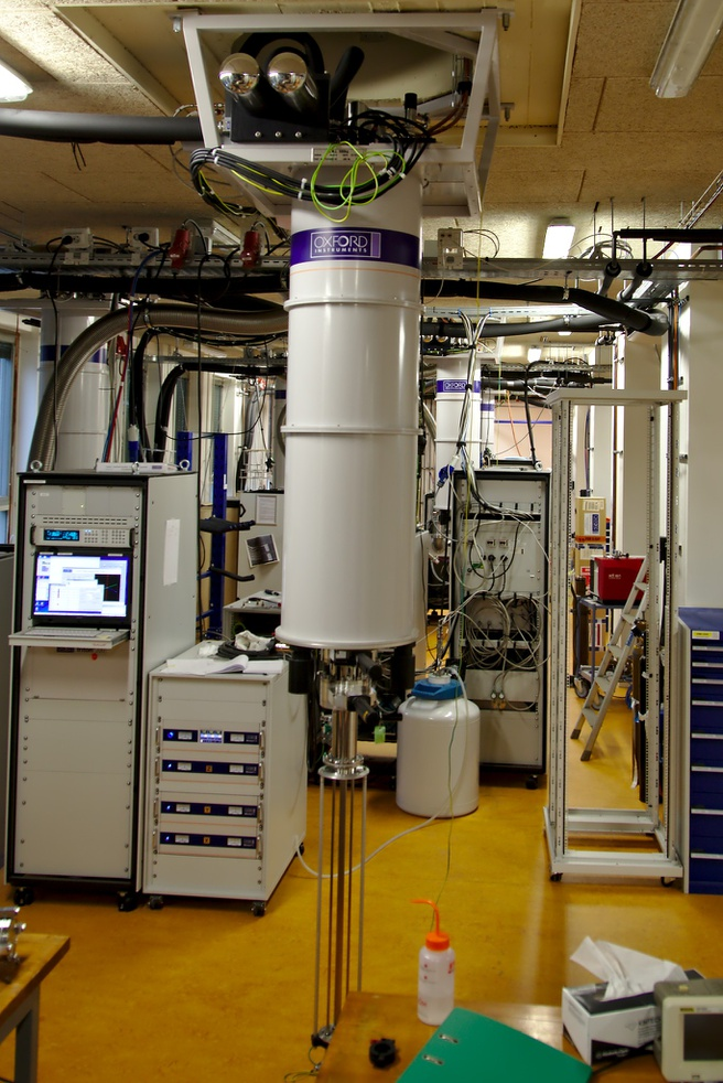 QuTech, campus TU Delft