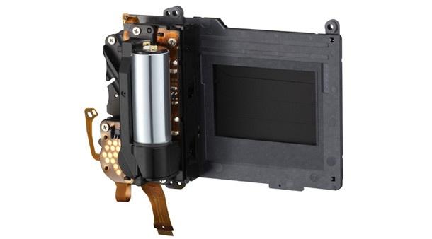 Canon EOS 6D sluiterunit