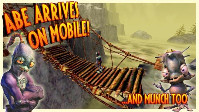 Oddworld mobile