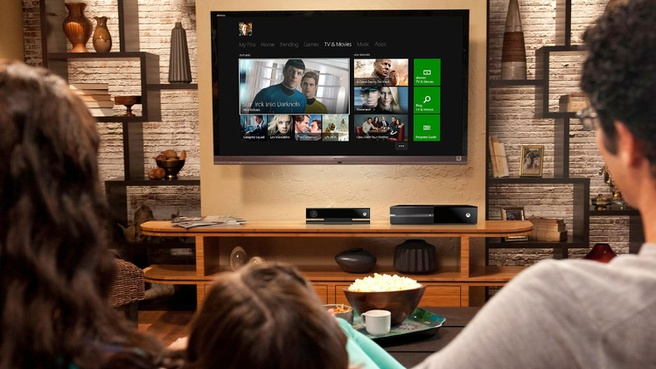 Tv dvr op Xbox One