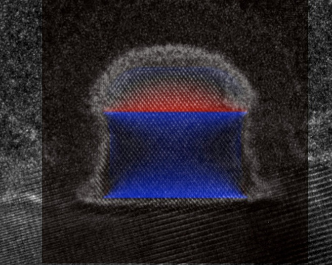 MIT's germanium transistor