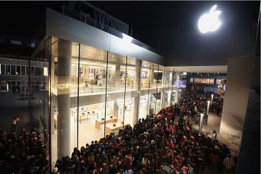iPhone 4S - Beijing Apple-winkel