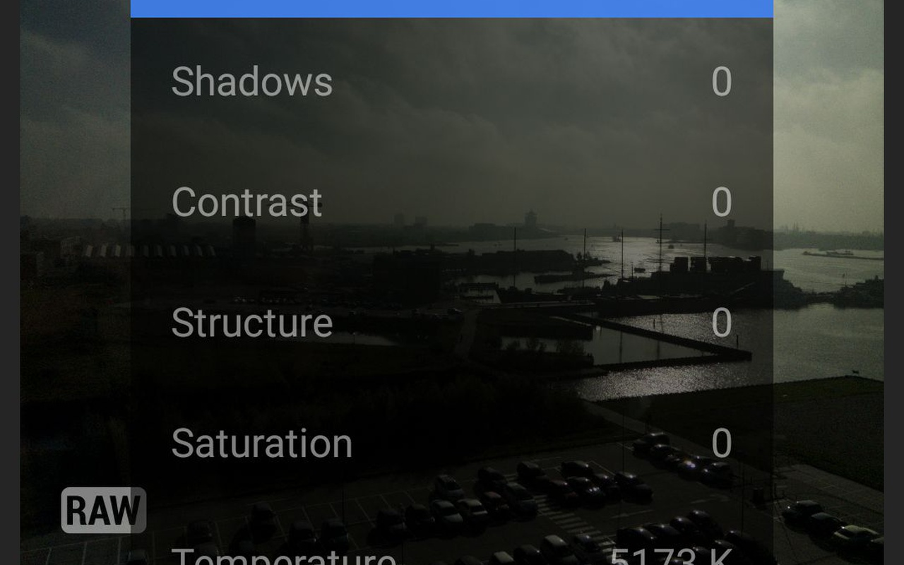 Snapseed Android 2.1