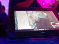 Fujitsu Intel Atom Oak Trail tablet CES2011