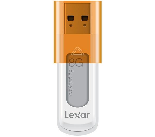 Lexar Jumpdrive S50 8GB Oranje