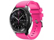 Goedkoopste qMust Sport armband voor Samsung Gear S3 Classic / Frontier - roze
