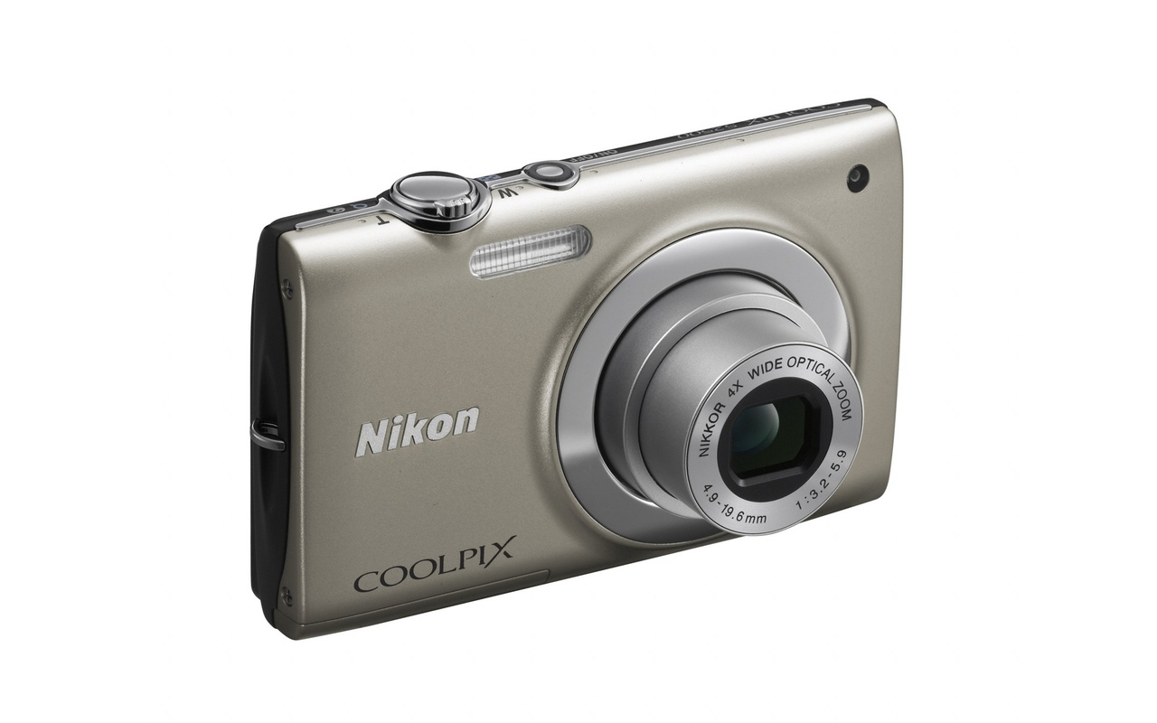 Nikon Coolpix S2500  Zilver