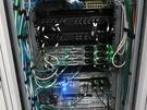 Netwerk wegwerken voor - na