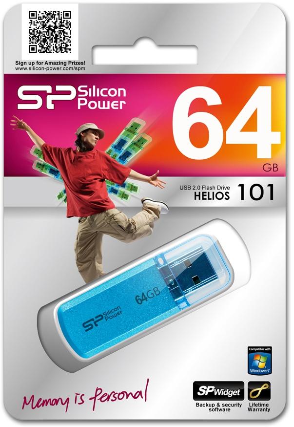 Silicon Power 64GB Helios 101