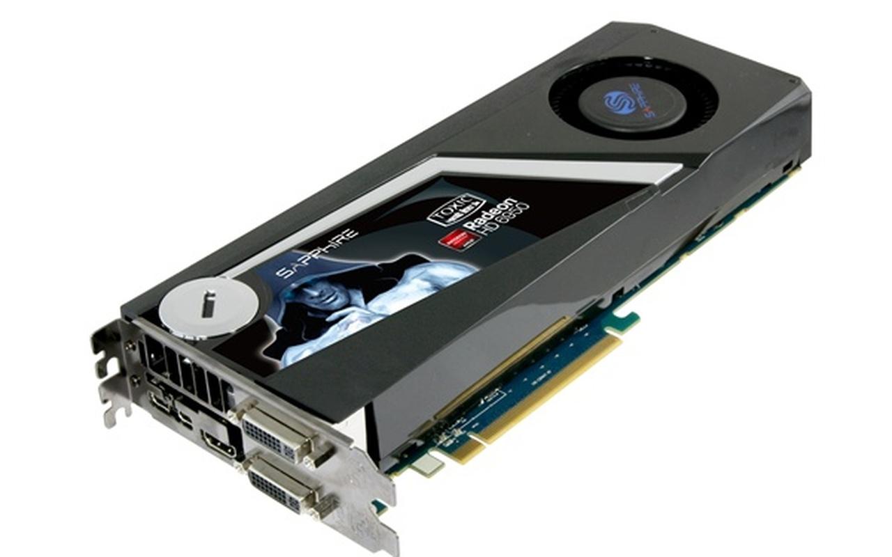 Sapphire komt met toxic editie van hd 6950 computer nieuws tweakers - Ch amber voor twee ...