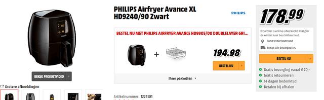 Airfryer MM