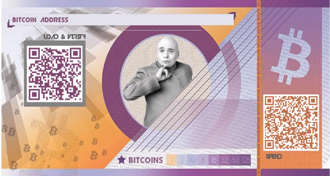 Bitcoin-note