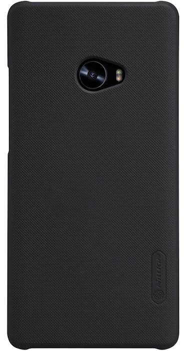 Nillkin Frosted Shield Hard Case voor Xiaomi Note 2 - Zwart Zwart