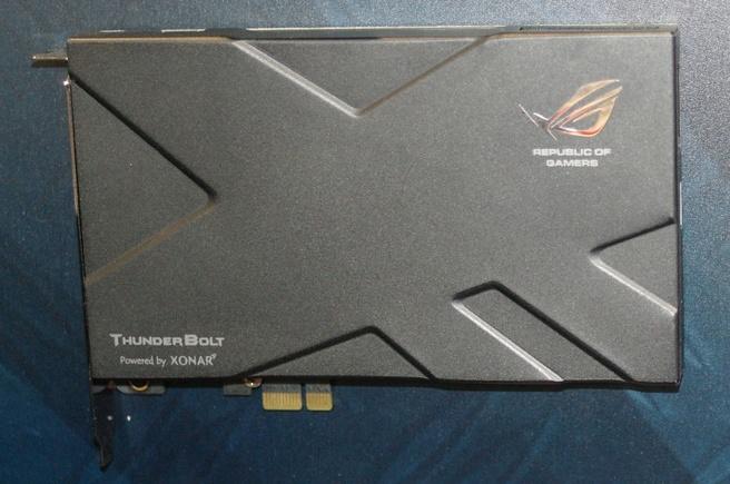 Asus Rampage III ThunderBolt