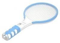 Piranha Real Sport Racket Wit, Wii
