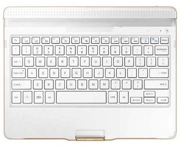 Samsung Bluetooth Keyboard Galaxy Tab S 10.5 (white)