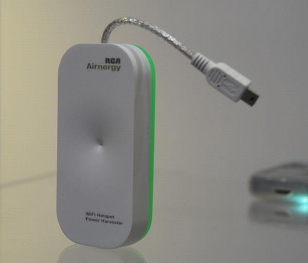 Airnergy charger