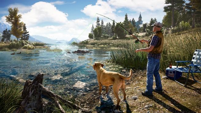 Far Cry 5 Gold Edition, Xbox One