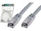 Goedkoopste Digitus Patch Cable, SFTP, CAT5E, 1M Grijs