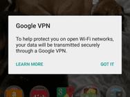 Vpn-dienst van Google
