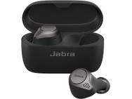 Jabra Elite 75t (Titanium, Zwart)