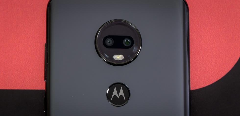 Moto G7 productfoto