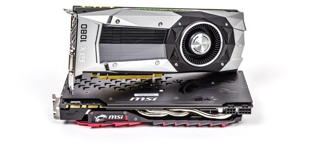 MSI Nvidia GTX 1080