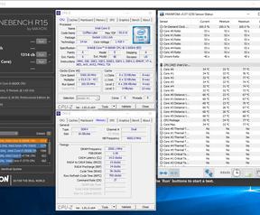 Core i5-8600K overklok