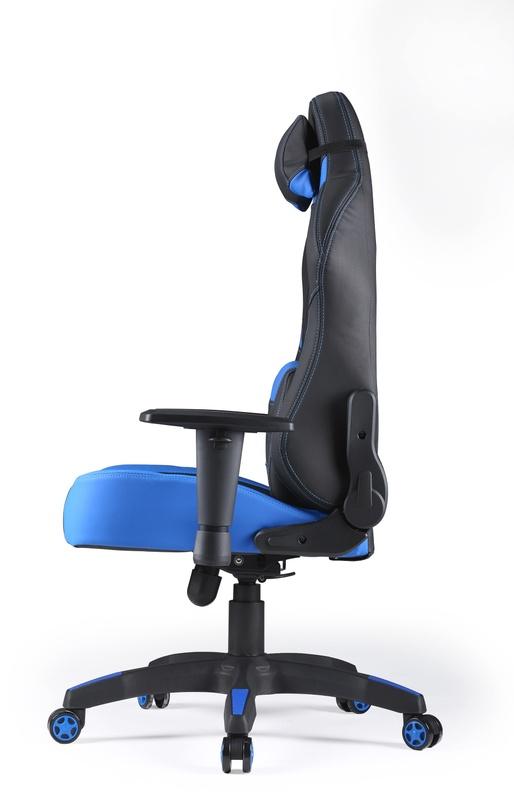 Bureaustoel Blauw Zwart.N Seat Pro 500 Blauw Zwart