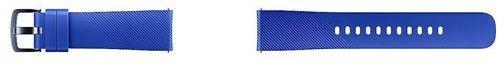 Samsung Gear Sport Siliconen polsband Blauw