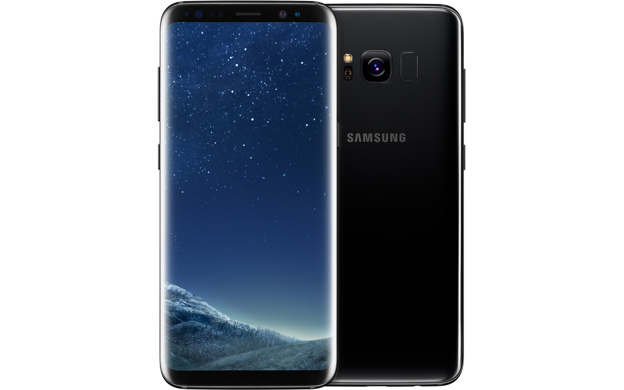 samsung galaxy s8 zwart specificaties tweakers. Black Bedroom Furniture Sets. Home Design Ideas