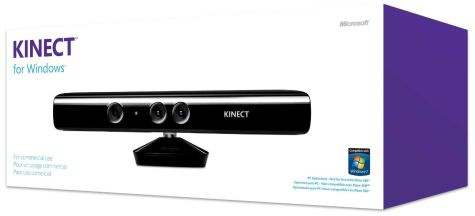 Kinect Sensor for Windows
