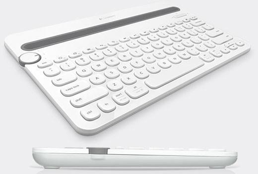 Logitech Bluetooth Multi-Device Keyboard K480 Zwart