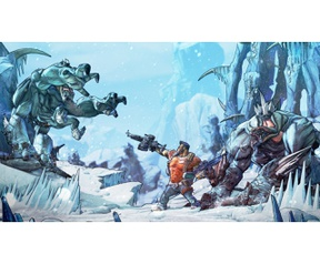 Borderlands 2 Vault Hunters Edition, Xbox 360