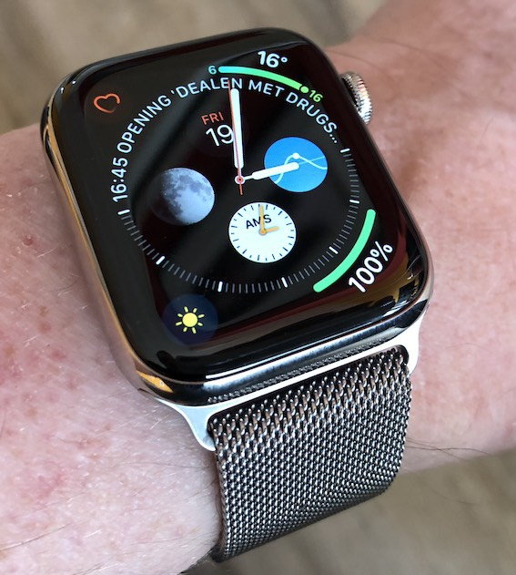 Apple Watch SS 44mm