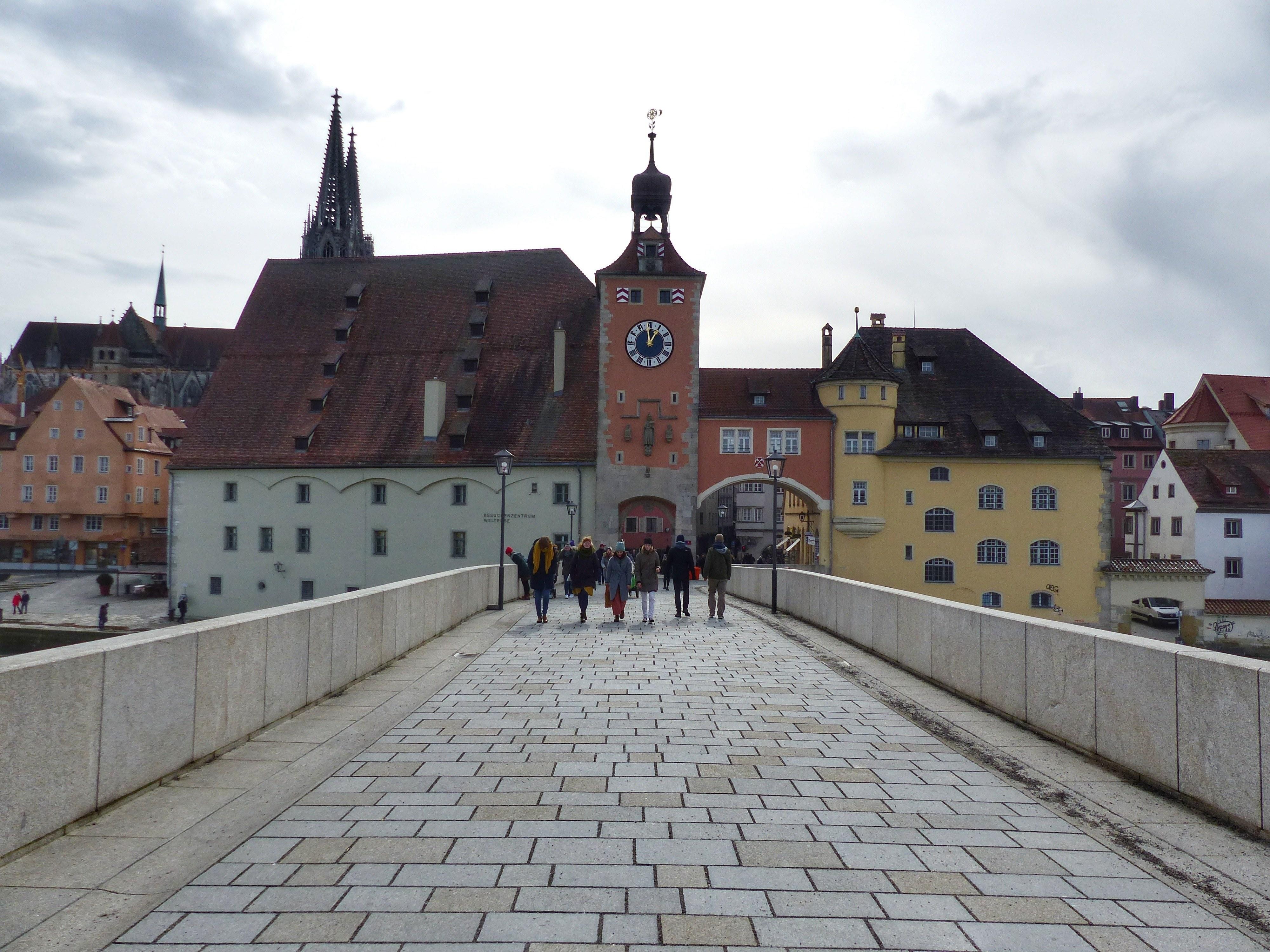 UNESCO deel van Regensburg