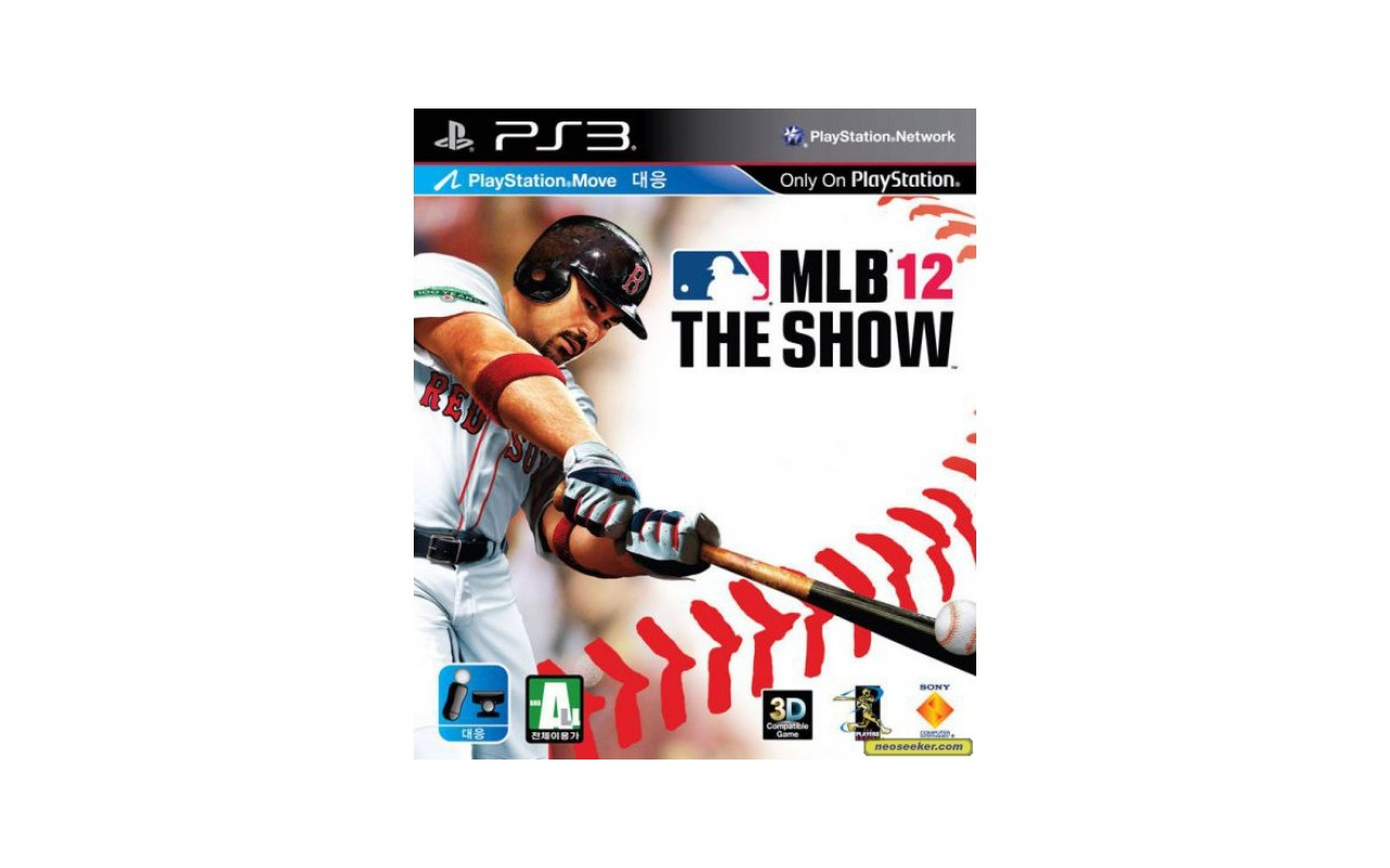 Sony Computer Entertainment MLB 12: The Show (US), Playstation 3