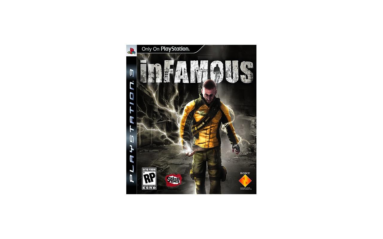 Infamous, PlayStation 3 - Specificaties - Tweakers