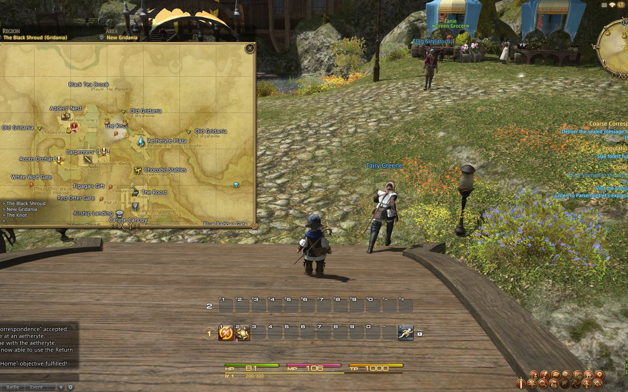 Hands-on Final Fantasy XIV A Realm Reborn