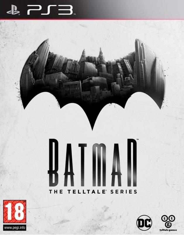 Batman: The Telltale Series, PlayStation 3