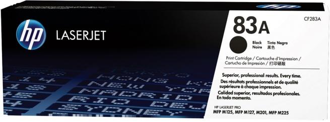 HP Laserjet 83A zwart (origineel)