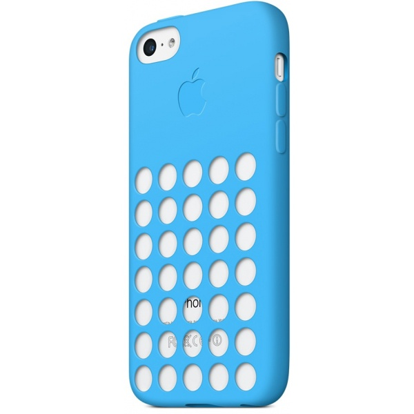 Apple Apple iPhone 5C Case MF035ZM/A (blue)