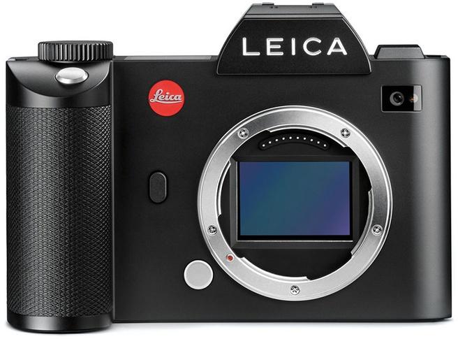 Leica SL (Typ 601) Zwart