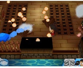 Avatar - The Legend Of Aang - Into The Inferno, Nintendo DS
