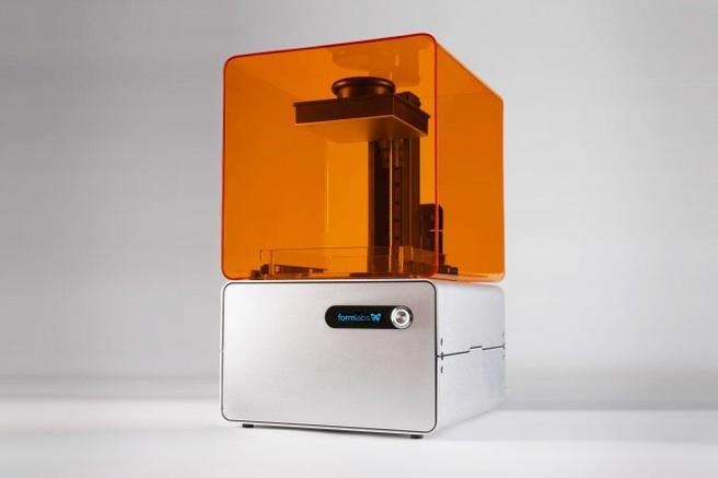 Form 1 3d-printer