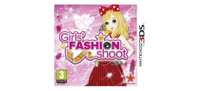Girls' Fashion Shoot, 3DS