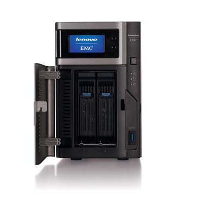 Lenovo EMC px2-300d 0TB Diskless