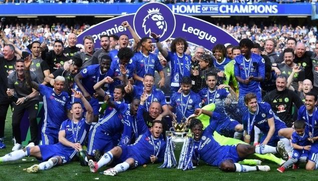 Chelsea Kampioen